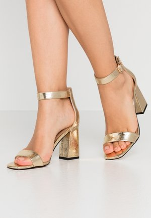 ONLALYX - High Heel Sandalette - gold