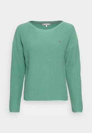 HAYANA - Pullover - green