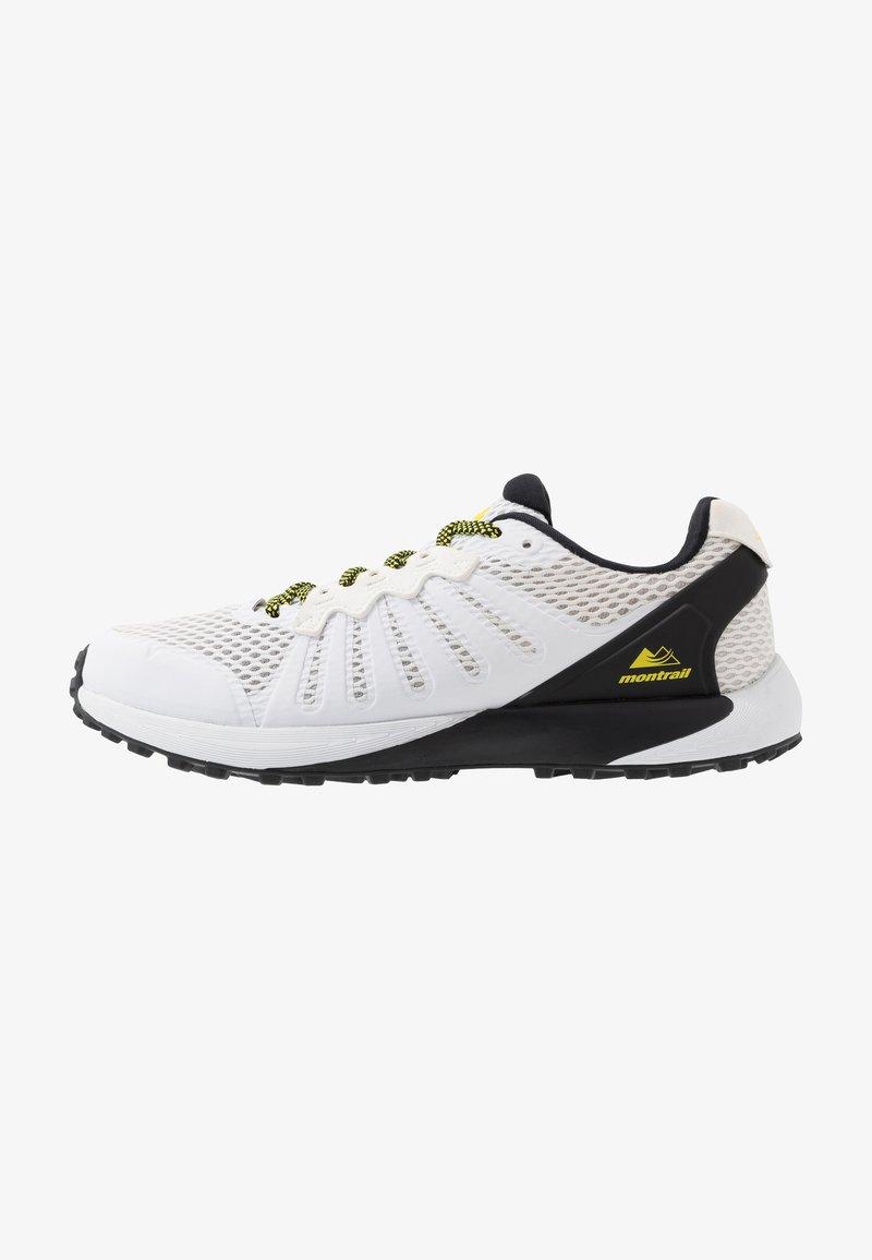 Columbia - MONTRAIL F.K.T. - Zapatillas de trail running - white/black