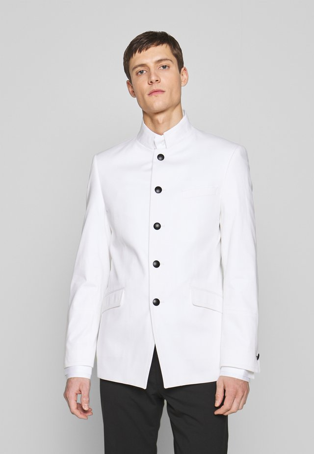 JACKET GLORY - Blazer - white