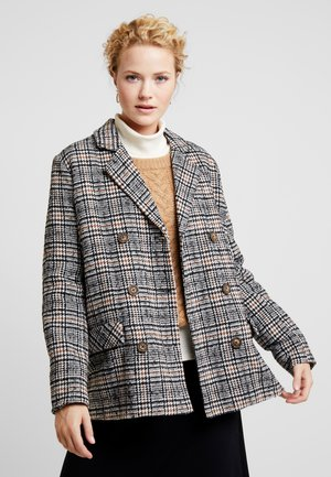 KAJULIA JACKET - Short coat - black deep