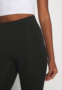 Monki - Leggings - black dark - 4