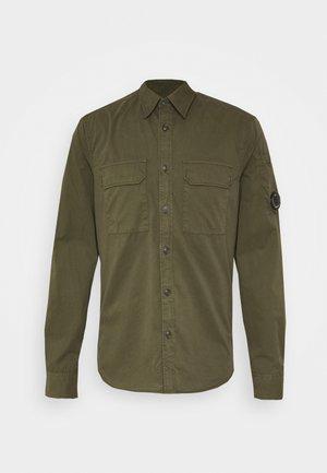 LONG SLEEVE - Shirt - ivy green