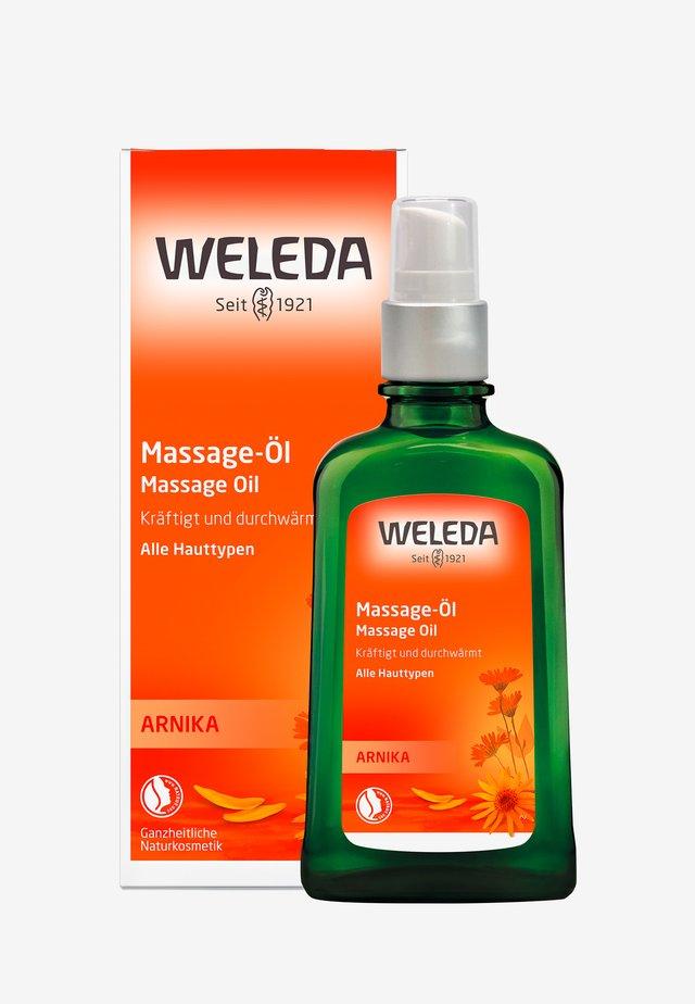 ARNICA MASSAGE OIL  - Body oil - -