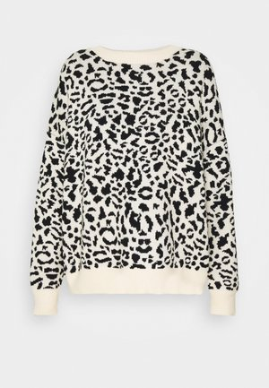 YOUNG LADIES - Jersey de punto - offwhite
