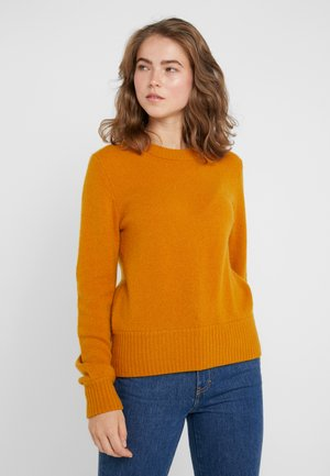 SUPERSOFT CREW OUT EXCLUSIVE - Jumper - heather warm camel