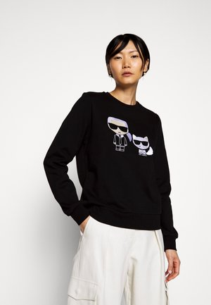 IKONIK  CHOUPETTE - Sweater - black