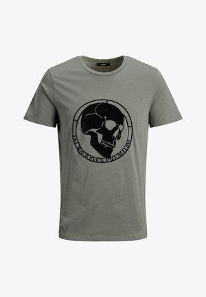 TOTENKOPF - Camiseta estampada - gargoyle