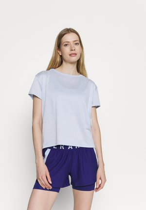 TECH VENT - T-shirt basic - isotope blue