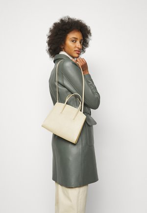 MINIMAL MINI TOTE - Torebka - light beige