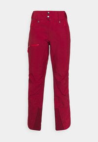 LOFOTEN PANTS - Snow pants - rhubarb