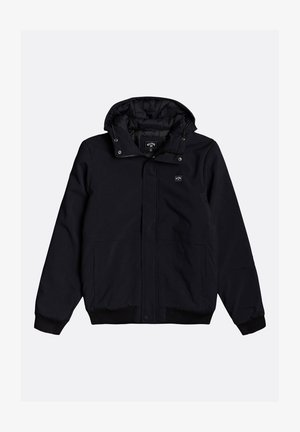 ALL DAY  - Winter jacket - black heather