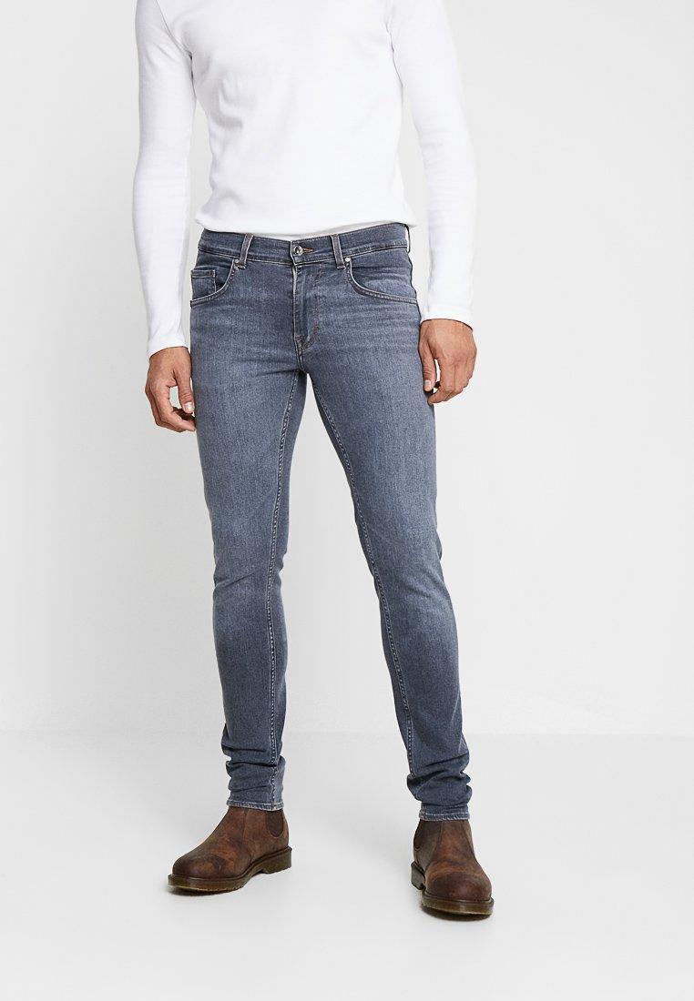 Tiger of Sweden Jeans - SLIM - Jeans Skinny Fit - grey denim