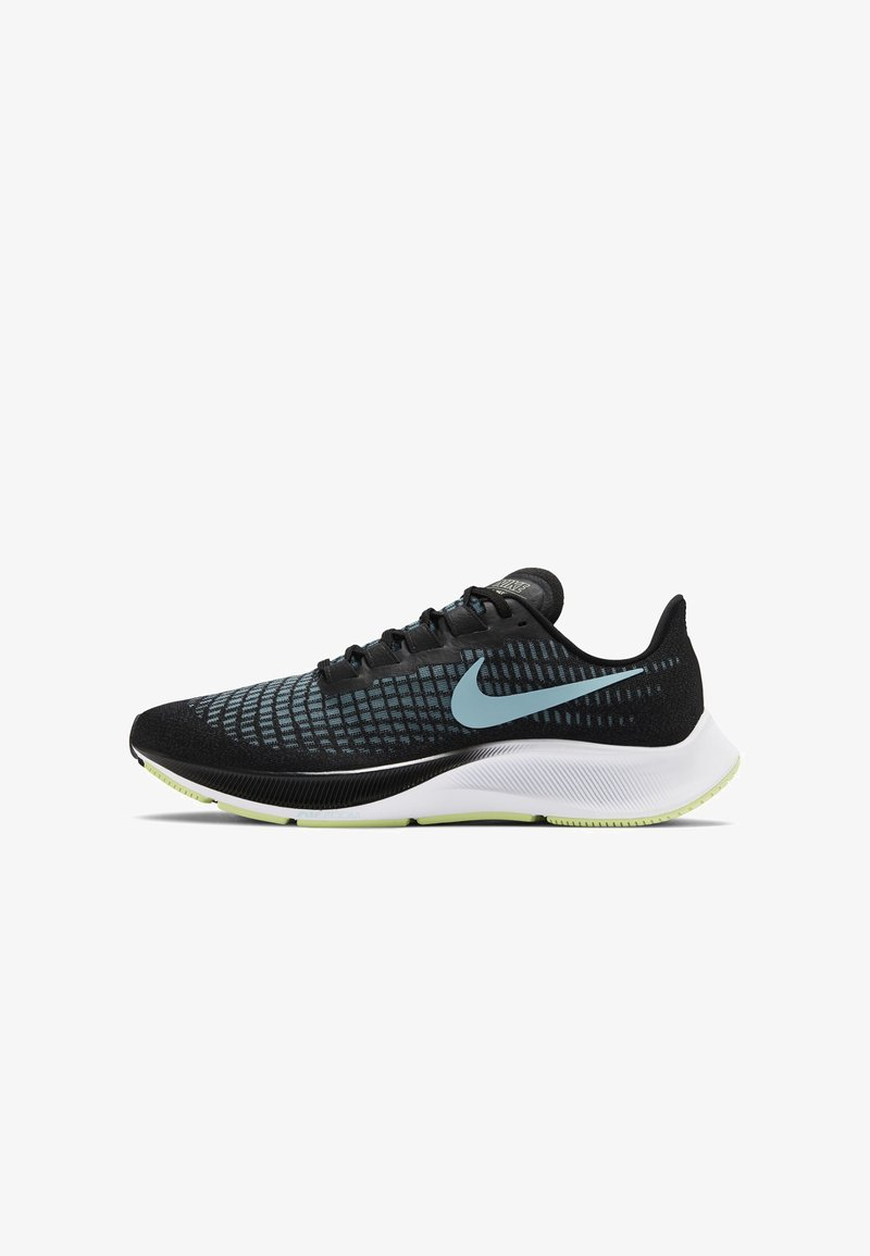 Nike Performance - AIR ZOOM PEGASUS 37 - Chaussures de running neutres - black/barely volt/white/glacier ice
