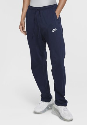 Outdoor trousers - midnight navy/white