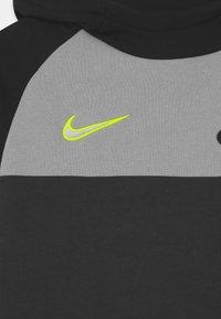 Nike Performance - TOTTENHAM HOTSPURS HOOD UNISEX - Club wear - black/smoke grey - 2