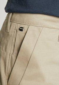 G-Star - BRONSON STRAIGHT - Shorts - dune - 5