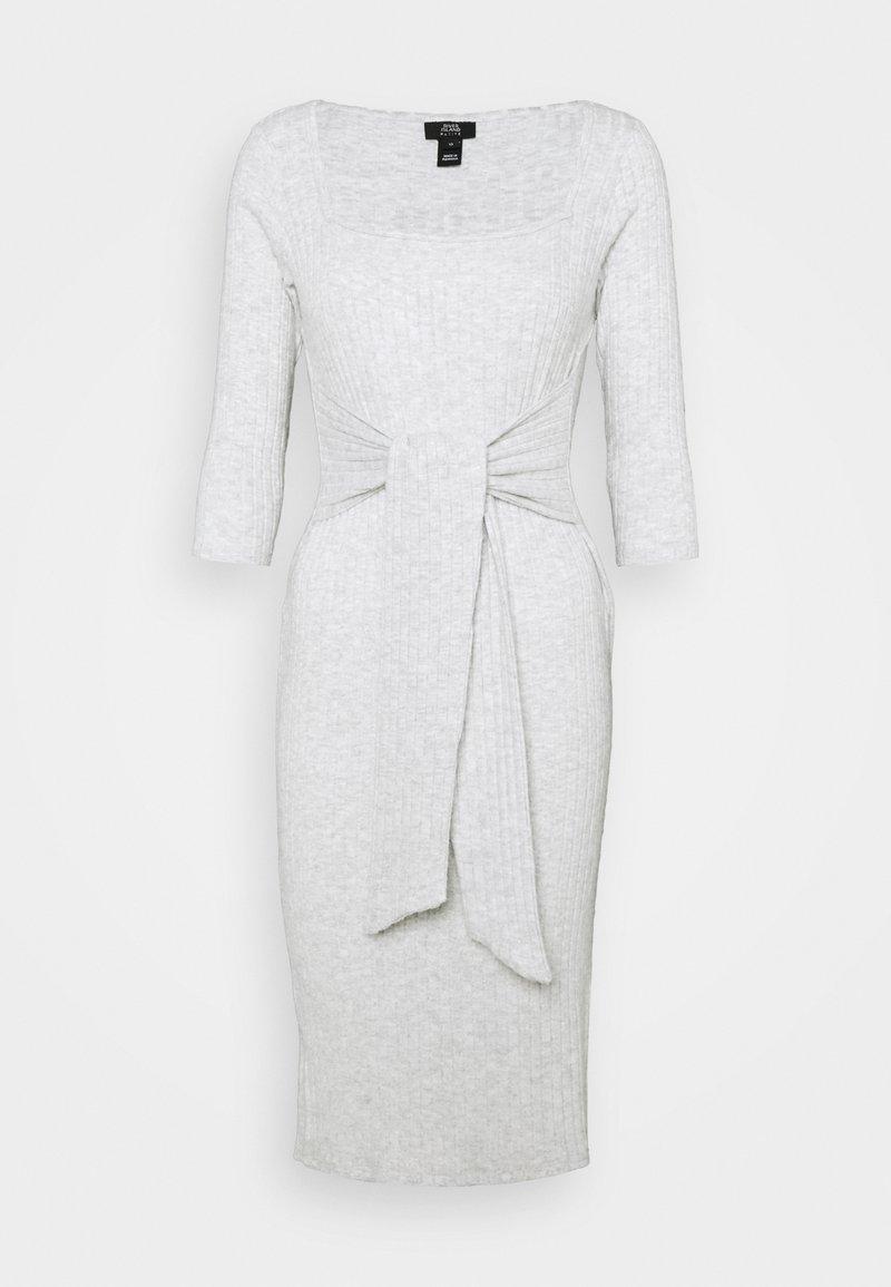 River Island Petite - Denní šaty - grey marl