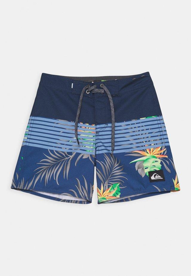 EVERYDAY DIVISION - Shorts da mare - navy blazer
