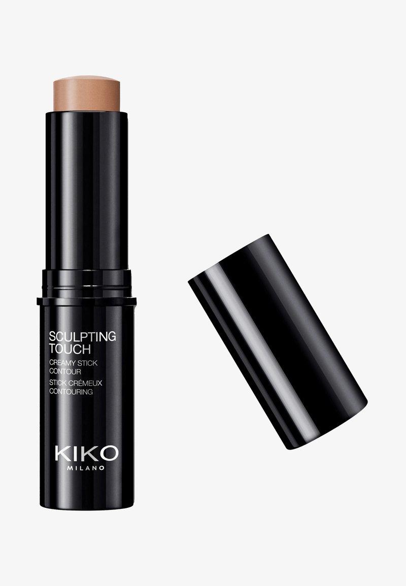 KIKO Milano - SCULPTING TOUCH CREAMY STICK CONTOUR - Contouring - 200 hazelnut