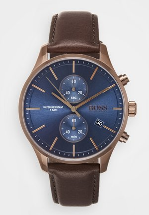 ASSOCIATE - Chronograph - braun