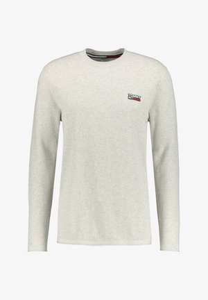 """CORP LOGO"" - Sweatshirt - silber (12)"