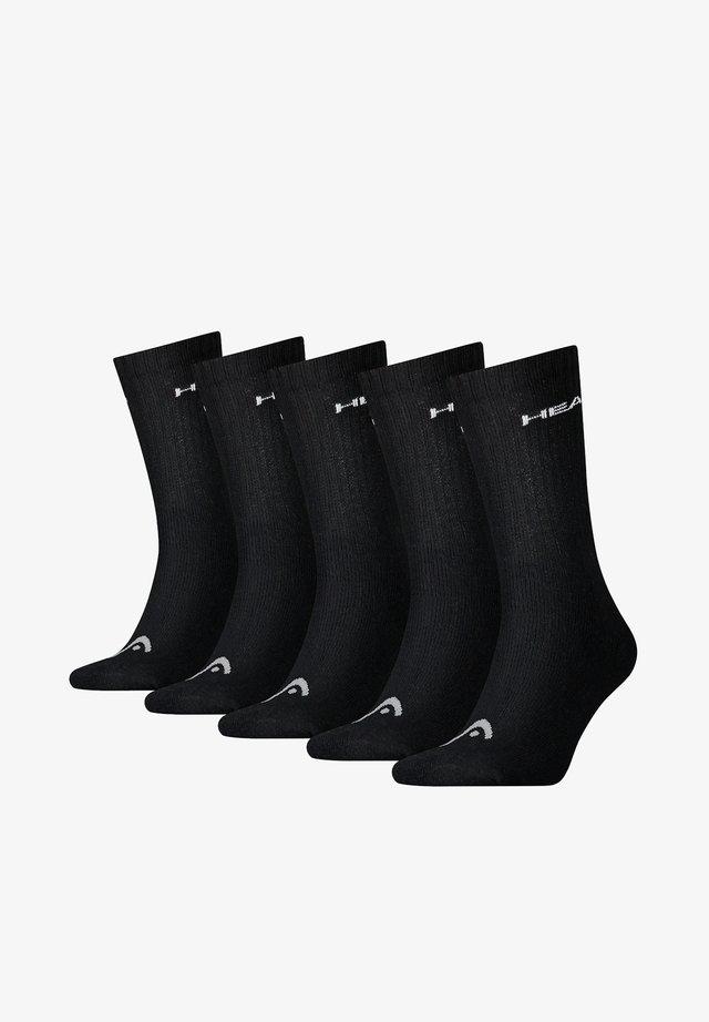 5 PACK - Socks - schwarz