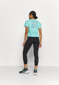 The North Face - MOVMYNT CROP  - Leggings - black - 2