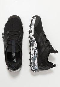 adidas Performance - TERREX SPEED LD - Trail running shoes - core black/ash grey - 1