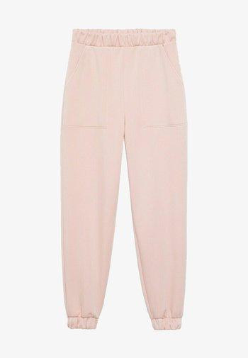 MONICA - Pantalon de survêtement - rose pastel