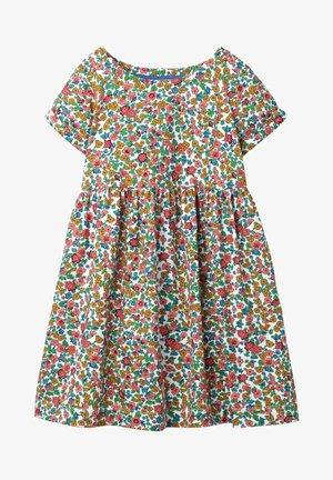 WITZIGES  - Jersey dress - bunt, vintage-blumenmuster