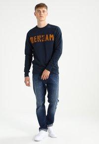 Mavi - MARCUS - Straight leg jeans - deep ultra move - 1