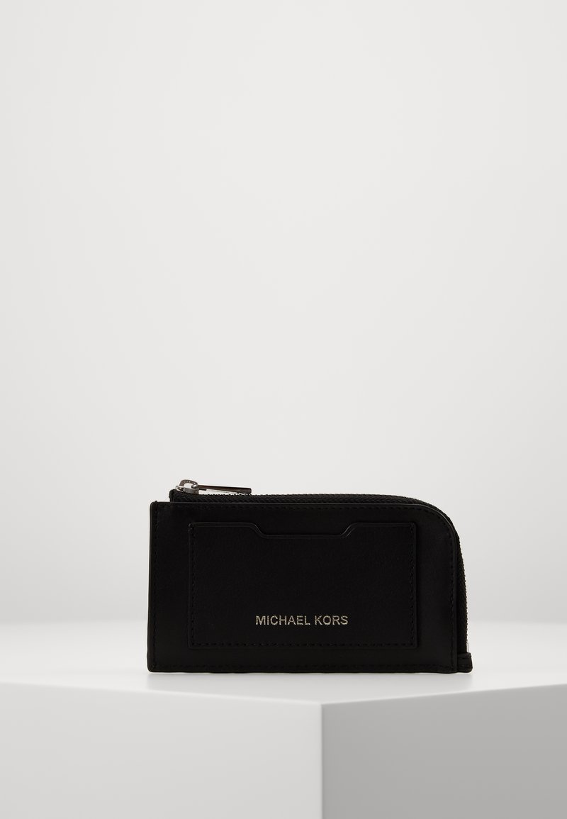 Michael Kors - ZIP WALLET - Wallet - black