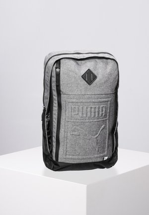 Rucksack - medium grey heather