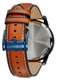 Fossil - Zegarek chronograficzny - hellbraun - 2