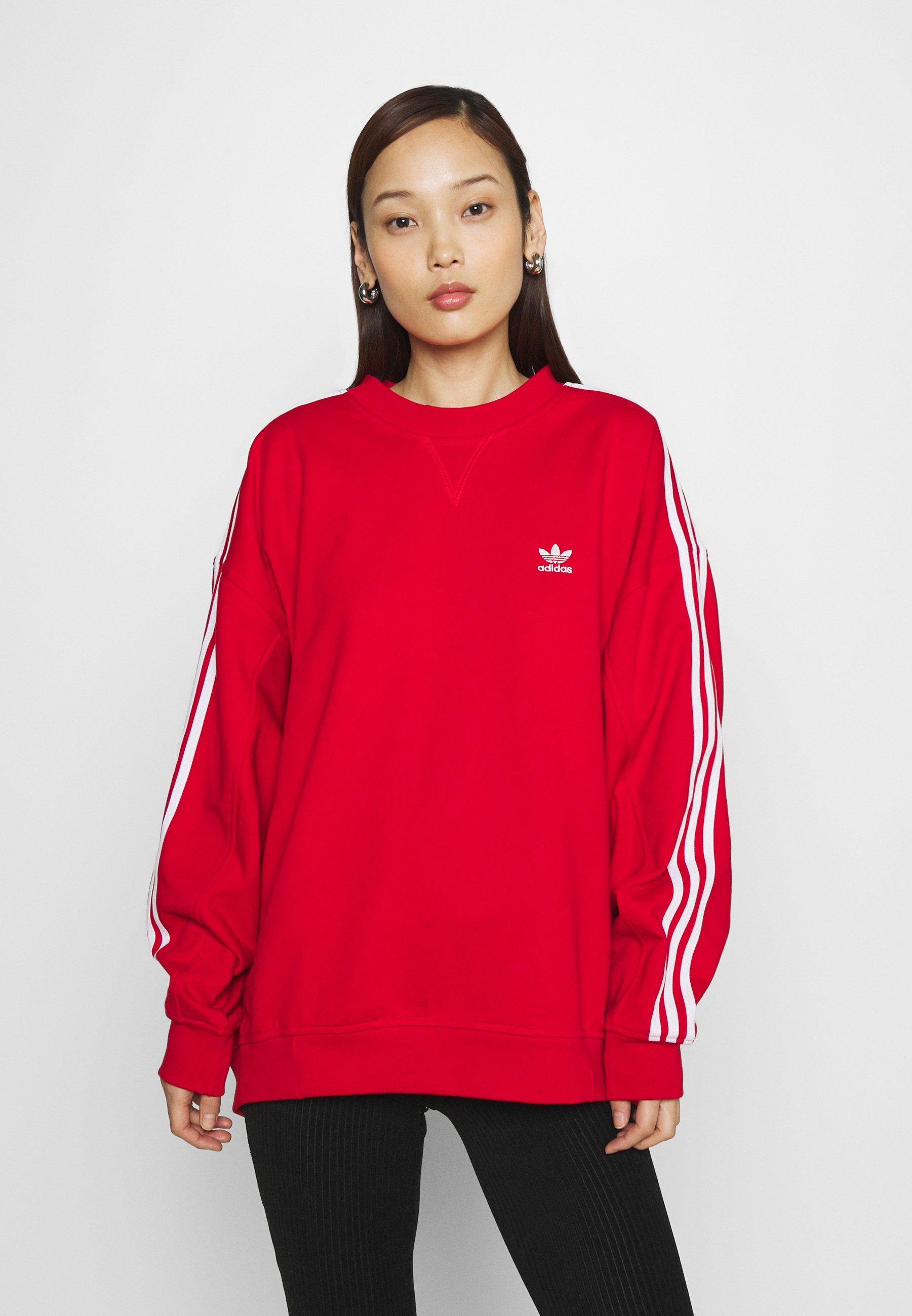 Women OS ADICOLOR ORIGINALS RELAXED PULLOVER - Sweatshirt