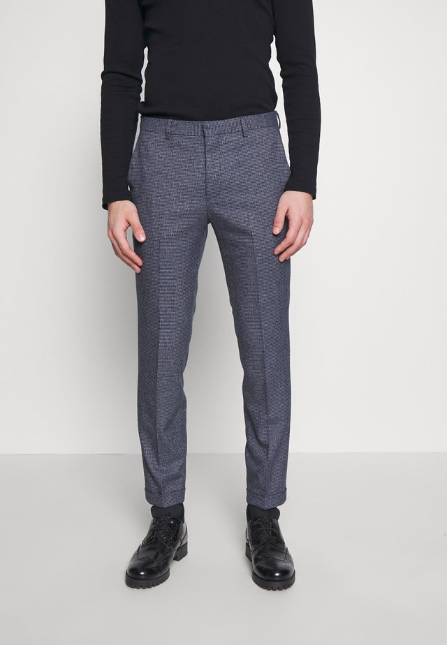 AMBROSE TROUSER - Trousers - navy