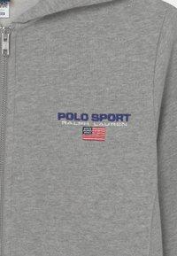 Polo Ralph Lauren - Mikina na zip - andover heather - 2