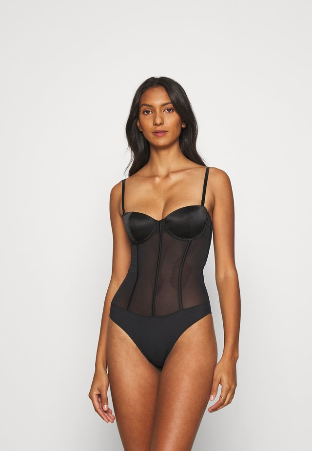 BODYSUIT - Body - black