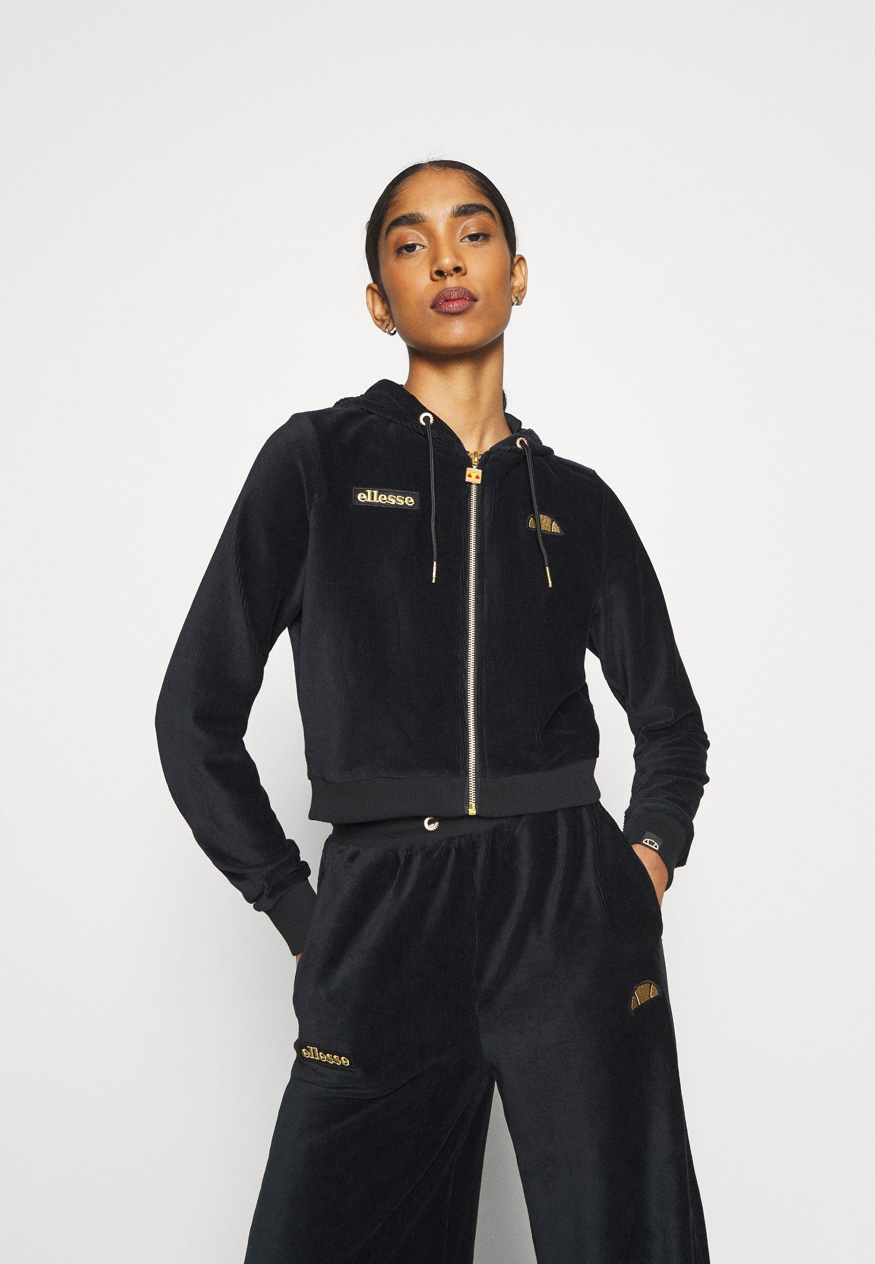 Women JUSTIA - Zip-up sweatshirt