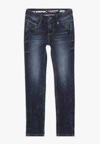 Vingino - ALFONS - Jeans Skinny Fit - blue vintage - 0
