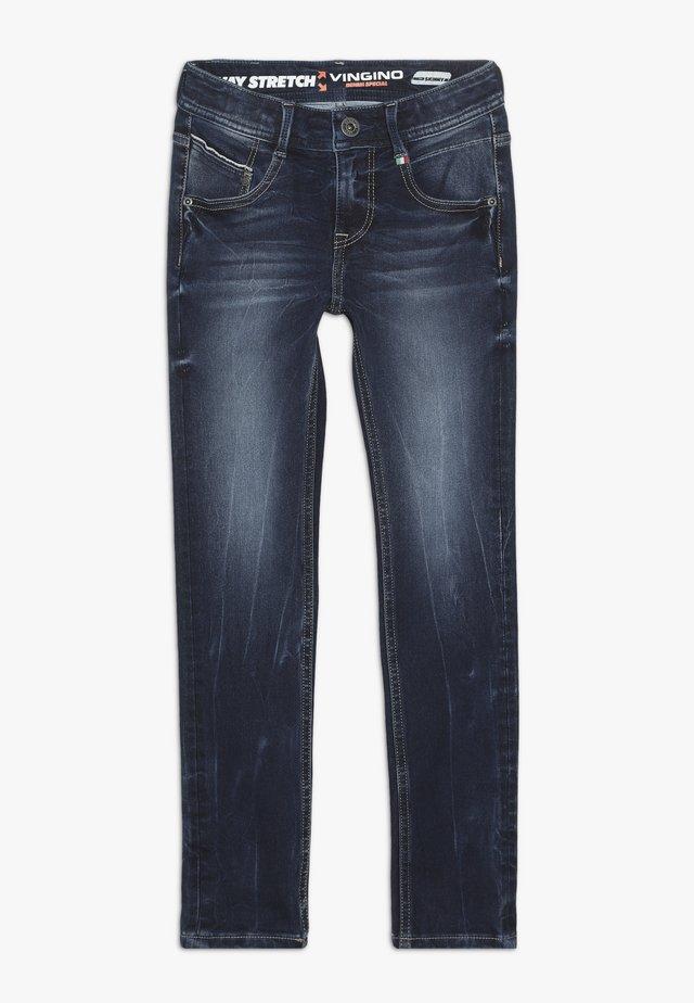 ALFONS - Jeans Skinny Fit - blue vintage