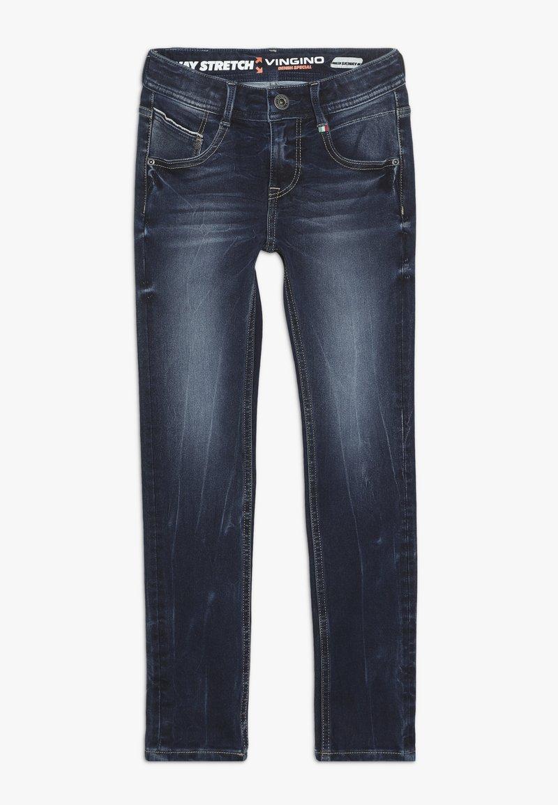 Vingino - ALFONS - Jeans Skinny Fit - blue vintage