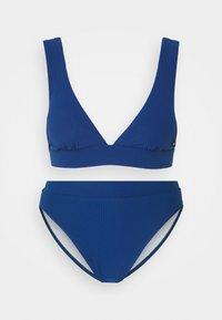 Brunotti - ANKITA WOMENS  - Bikiny - deep blue - 0