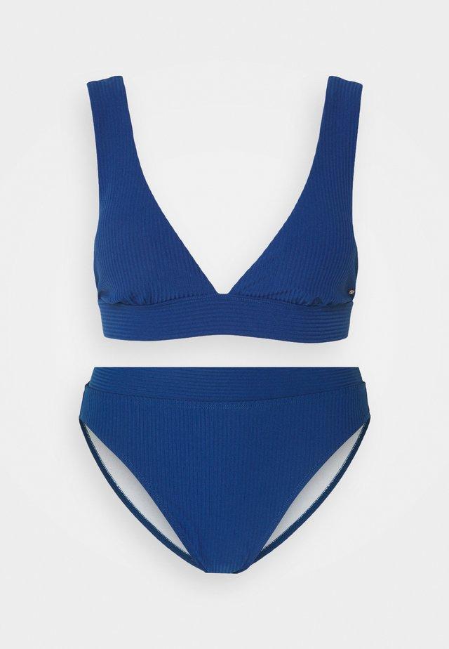 ANKITA WOMENS  - Bikini - deep blue