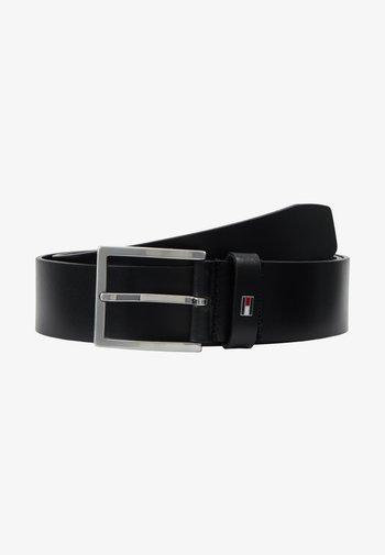 HAMPTON - Belt - black
