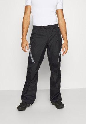 MENS LUMINUM PANTS II - Outdoor trousers - black