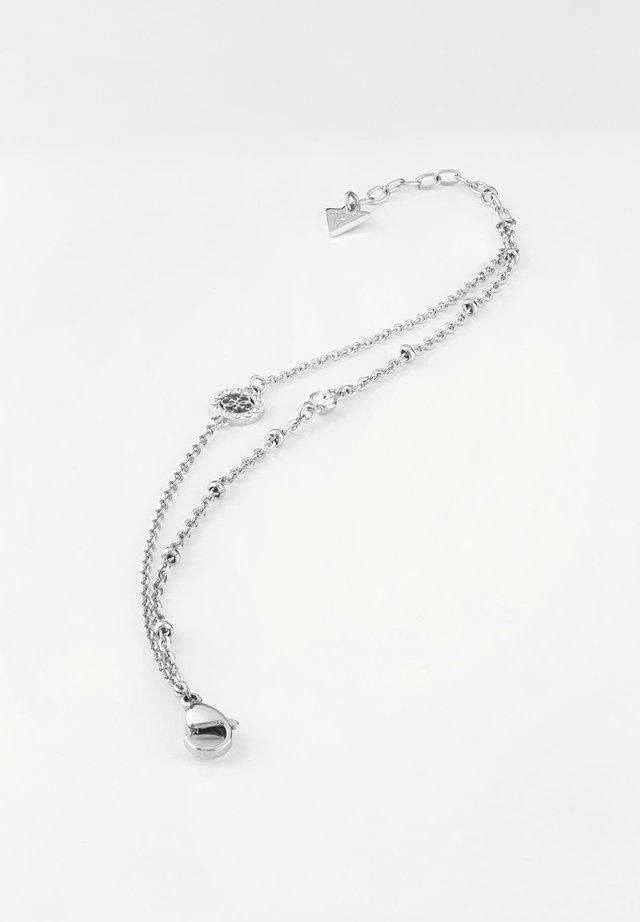 GUESS MINIATURE - Bracelet - argent