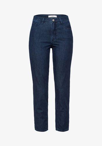 STYLE MARY  - Straight leg jeans - dark blue