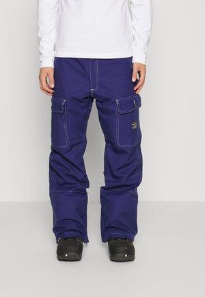 CODE PANT - Pantaloni da neve - blue